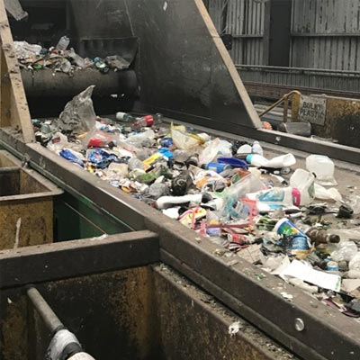 Recycling on the brink of collapse in Victoria as China ban bites