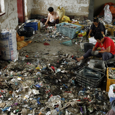 Plastic China documentary looks at underbelly of recycling in China
