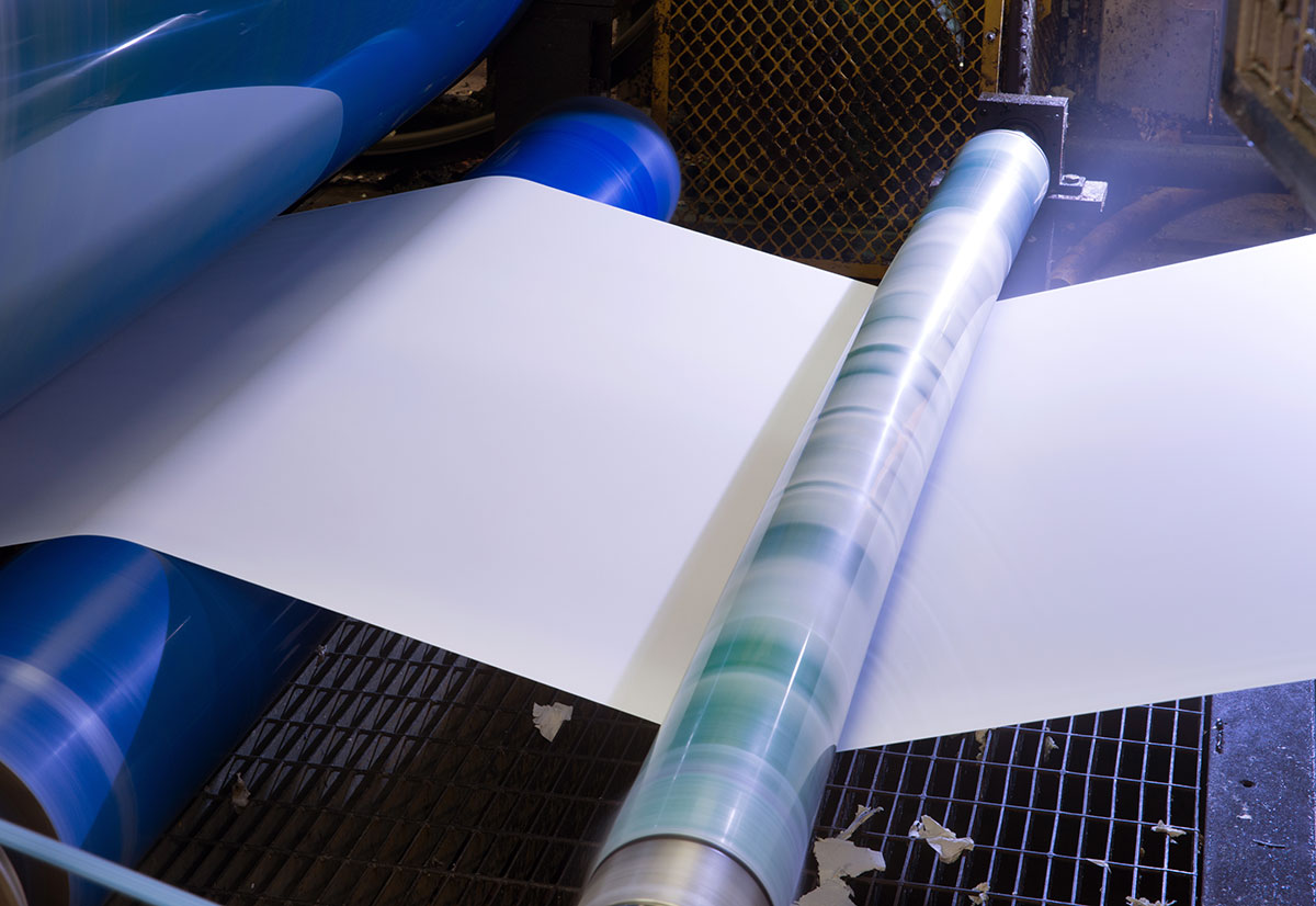 Paper mill process