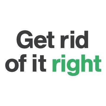 Waste Less Recycle More launches 'Get rid of it right' campaign