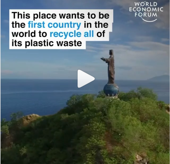 Timor-Leste aims to become world's first plastics-neutral country using Cat-HTR technology