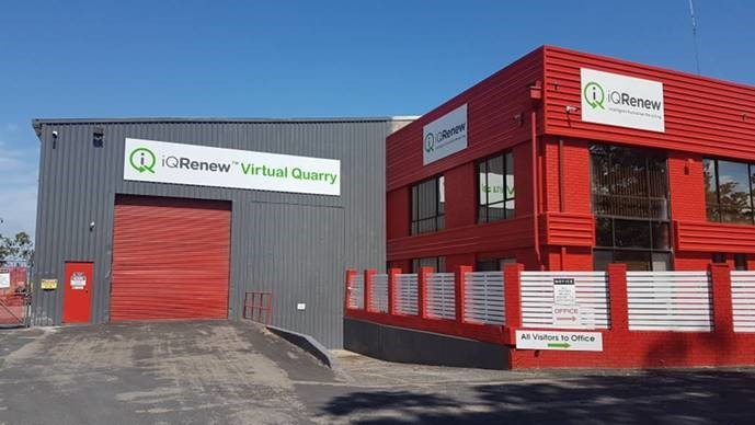 iQR virtual quarry Wyong